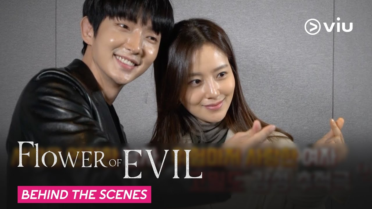 Script reading for FLOWER OF EVIL | Coming to Viu [ENG SUBS]