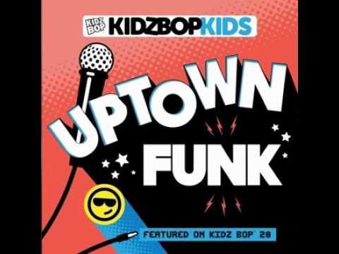 Kidz Bop Kids - Uptown Funk - Mark Ronson ft. Bruno Mars
