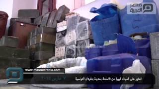 مصر العربية | العثور على كميات كبيرة من الاسلحة بمدينة بنقردان التونسية