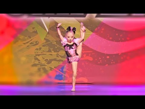5 YEAR OLD EVERLEIGHS 1ST DANCE COMPETITION SOLO!!! she wins first place!