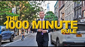 Hacking Time Management (The 1,000 Minute Rule)Ryan Serhant Vlog #78