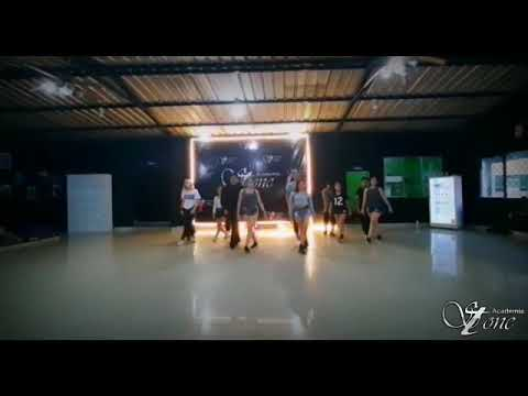 Karol G, Nicky Minaj - TUSA- Bachata. Coreografía