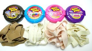 Hubba Bubba Tape Rolls - Chewing Bubble Roll Gum Unboxing