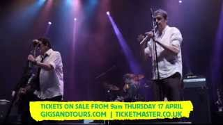 the pogues live at bristol summer series 2014 their only show in the south west this year