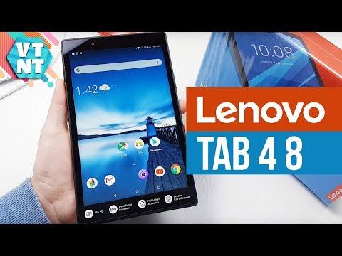 Lenovo Tab 4 8 Стоит ли покупать в 2019?