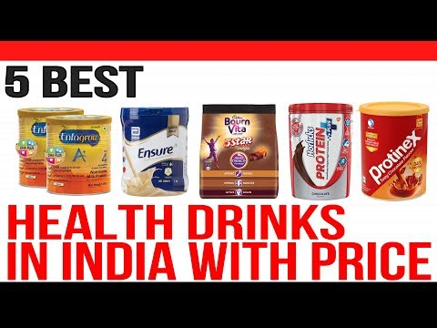 Top 5 Best Health Drinks In India With Price Youtube