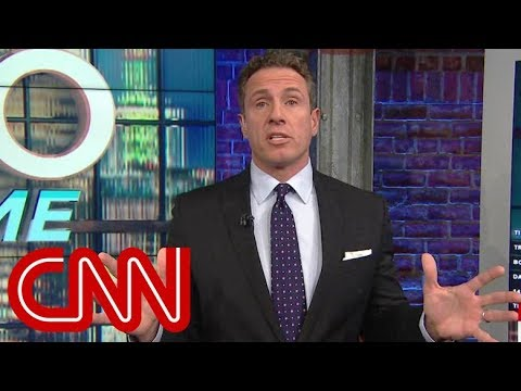 Chris Cuomo fact-checks Trump's 'birthright' logic