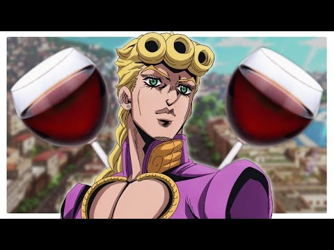 Giorno's Theme Played On WINE GLASS