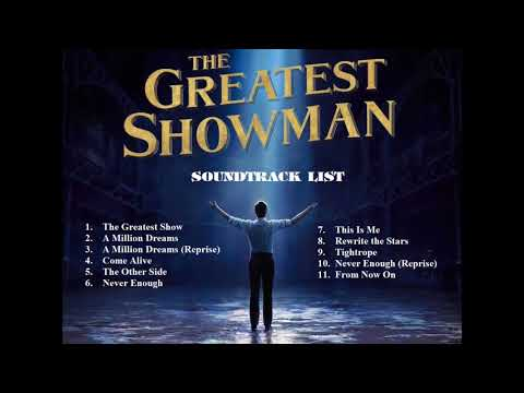 The Greatest Showman Original Soundtrack