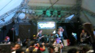 The Casualties Live in Ancol, Jakarta Indonesia, For The Punx
