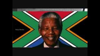 NELSON MANDELA RIP  (UB40 - Sing Our Own Song 1986)