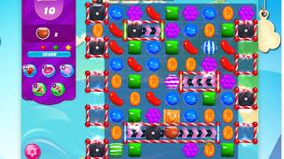 Candy Crush Saga Level 3385 -20 Moves- With 1 Booster