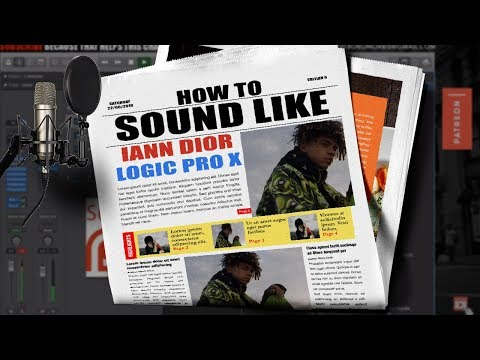 """how-to-sound-like-iann-dior-""""emotions""""-*free-download*-vocal-effect---logic-pro-x"""