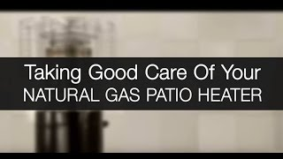 Benefits of a Natural Gas Patio Heater