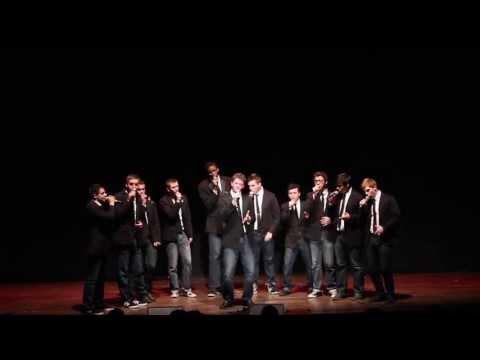 Used to Love U Vanderbilt Melodores  John Legend A Cappella   Meloroo 2013