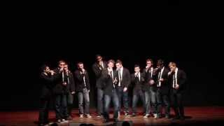 Used to Love U (Vanderbilt Melodores - John Legend A Cappella Cover - Meloroo 2013)