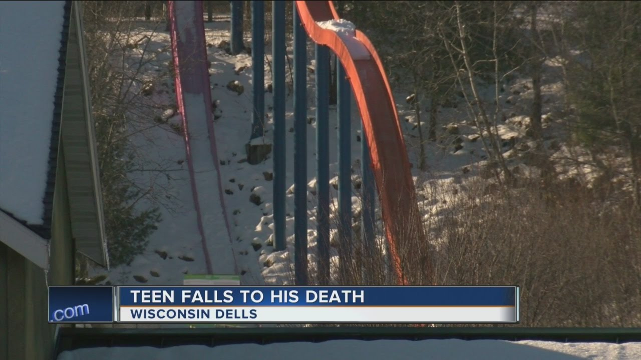Teen killed in fall from slide at Mt  Olympus in Wis  Dells was 16-year-old  visiting from Florida
