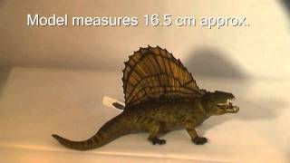 A Review of the Papo Dimetrodon Prehistoric Animal Model