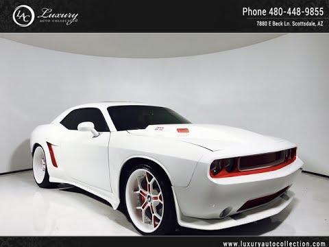 2643 | 2012 Dodge Challenger SRT8 392 | Over 60K Invested | Scottsdale, AZ