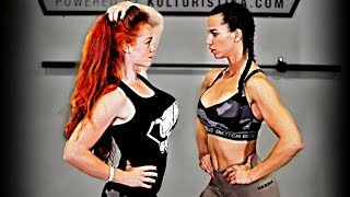 Bikini Fitness VS Ginger Girl - Czech Strength Wars #9