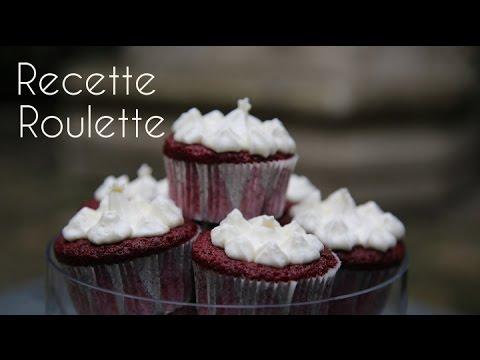 Cupcakes red velvet !