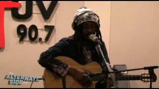 """k-os - """"Burning Bridges"""" (Live at WFUV/The Alternate Side)"""