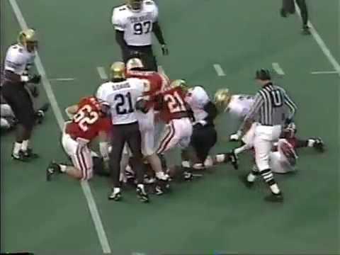 1992 #8 Colorado at #8 Nebraska 1 of 1