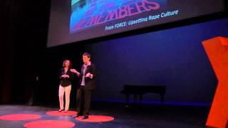 Language and rape culture: Kayce Singletary & Alexis Stratton at TEDxColumbiaSC