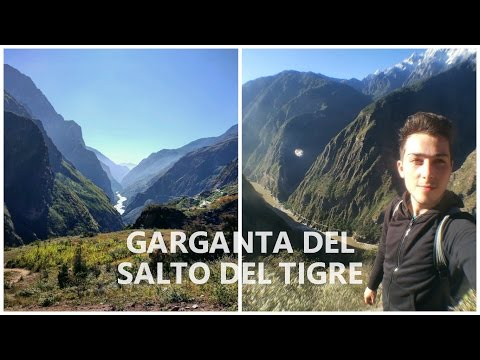 Recorriendo CHINA | Tiger Leaping Gorge
