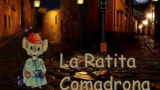A.LA RATITA COMADRONA - POESÍAS PARA NIÑOS