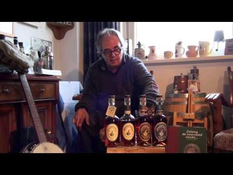 Scotch and Folk review 94. 4 fantastische Amerikaanse whiskeys van Michters uit Kentucky