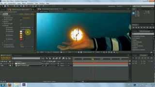 MaxCinema Tutorials Adobe After Effects - Урок 1. (Эффект огненого шара)