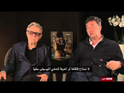 Harvey Keitel and Paolo Sorrentino on Youth and old age - Interview