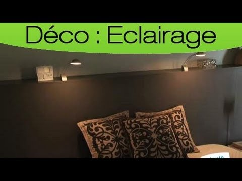 choisir le bon clairage pour votre chambre youtube. Black Bedroom Furniture Sets. Home Design Ideas