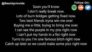 Noah North - I Know (Lyrics)