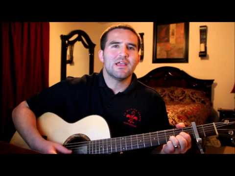 how to play wagon wheel guitar lesson easy song by darius rucker or old crow medicine show. Black Bedroom Furniture Sets. Home Design Ideas