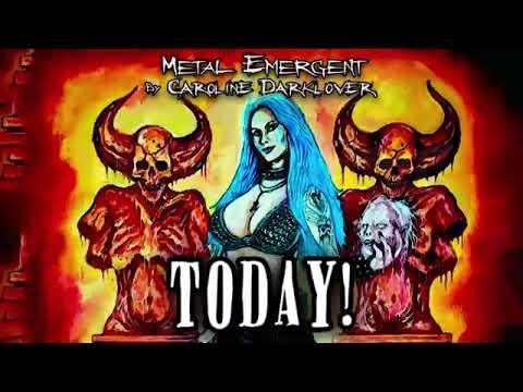 GARAGEDAYS - Metal Emergent by Caroline Darklover