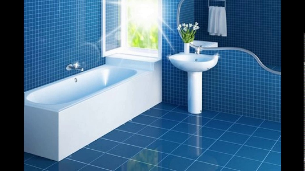 Kerala style bathroom designs youtube Bathroom tiles design in kerala