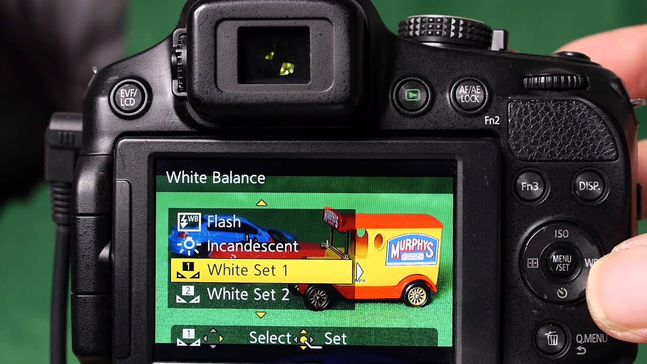 manual white balance set up for panasonic lumix cameras youtube rh youtube com Operators Manual User Manual Template