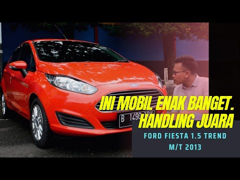 Review Ford Fiesta Trend 1.5 M/T 2013 Indonesia