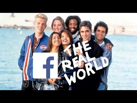 The Woody Show - The Real World Is Coming Back - to Facebook