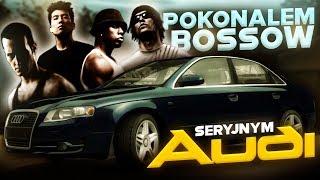 Pokonałem wszystkich bossów seryjnym AUDI A4 - NFS: Most Wanted (Wycinki z live #1)