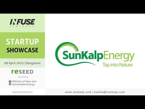Sunkalp Energy - Infuse Startup Showcase (08 Apr 2015)