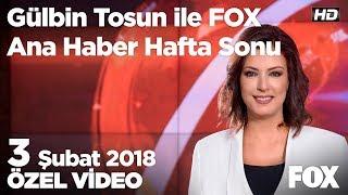 Bilgisayar oyunu tutkunları buluştu! 3 Şubat 2018 Gülbin Tosun ile FOX Ana Haber Hafta Sonu
