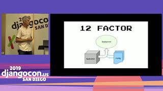 DjangoCon 2019 -  Prepping Your Project for Production by Peter Baumgartner