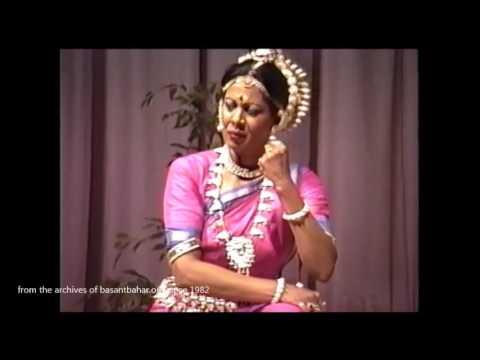 Protima Bedi May 18th 1991  Dance