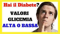 Valori Glicemia Diabete   Valori Glicemia a Digiuno 📊