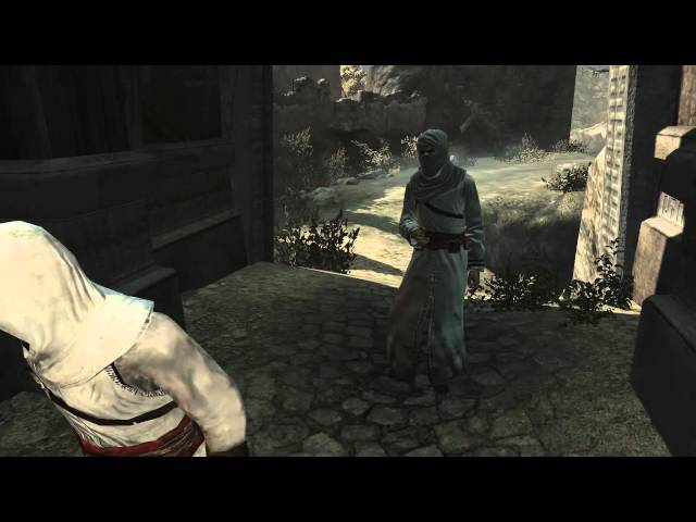 LetS play Assassins Creed 1 [#006] ich lebe