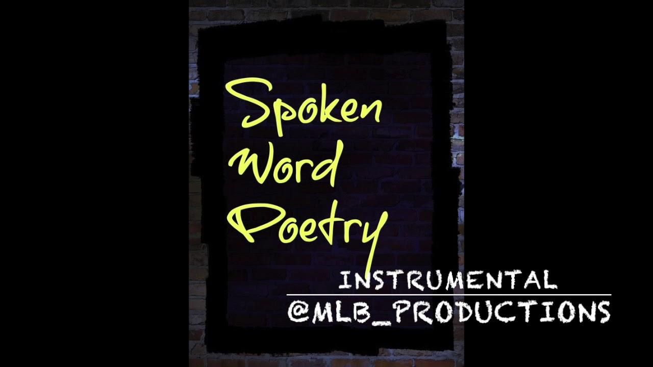 POETRY & SPOKEN WORD INSTRUMENTAL- BEAT / BACKGROUND MUSIC
