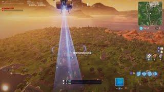 Greatest Rocket Ride Ever? & 304 meter Rocketkill - Fortnite Battle Royale